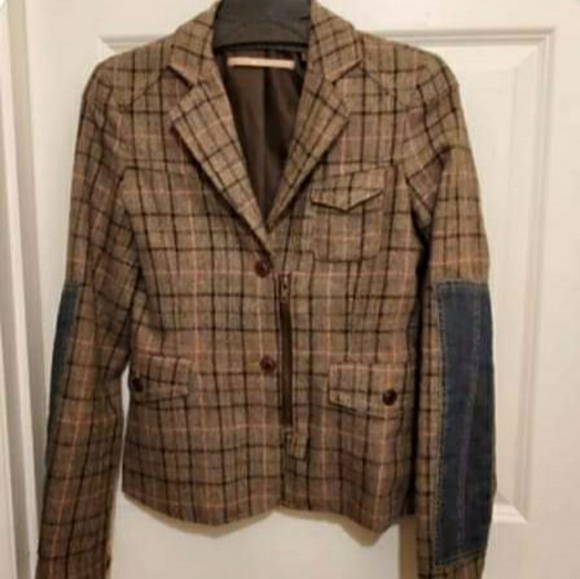 Buffalo David Bitton Jackets & Blazers - BUFFALO VGUC Jacket size M, fits a size S